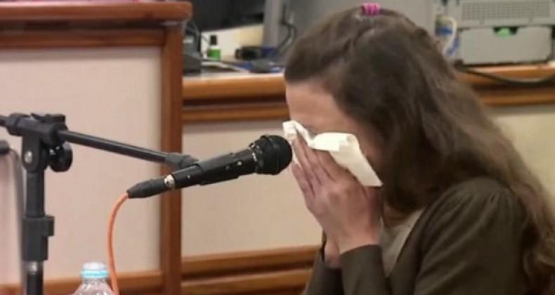 Madrasta de Bernardo, diz em depoimento que morte 'foi um acidente, uma sucessão de erros