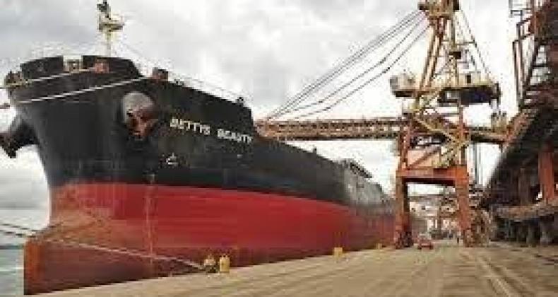 Portos do Paraná movimentam 3,44 mi de toneladas de carga em janeiro